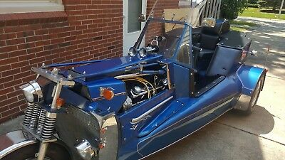 1998 Custom Built Motorcycles Other  1998 motorcycle total custom