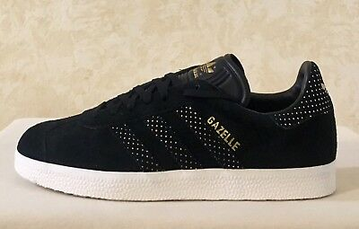 WOMEN ADIDAS GAZELLE Lace Up Lifestyle Athletic Sneakers Shoes ...