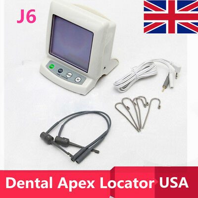 Dental Endodontic LCD Apex Locator Root Canal Finder J6 UK SALE