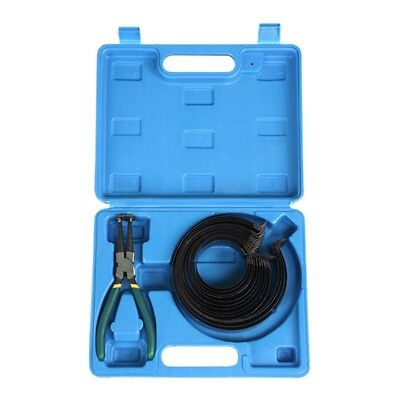 Piston Ring Compressor with plier 62mm - 145mm Auto Engines 14PCS Q7N2