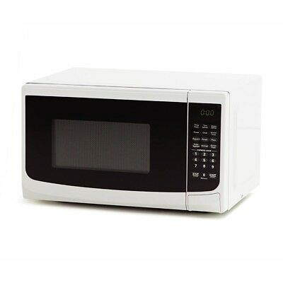 20L 700W Microwave Oven Digital Electric Countertop Kitchen Fast Home Cook White