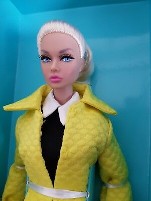 NEW 2018 Italian Doll Convention IDC exclusive Poppy Parker doll BLONDE (LE 250)