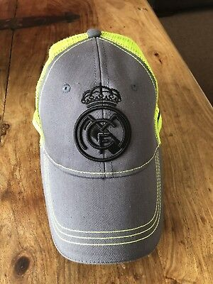 Real Madrid Classic Baseball Cap  Football Sun Official Product