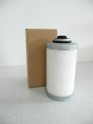 exhaust / mist filter Ø72 x 208mm for 40 or 63 vacuum pump * new