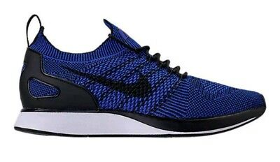 a33cccb764b3b Nike Air Zoom Mariah Flyknit Racer Men s running shoes Blue 918264 007 Size  9.5