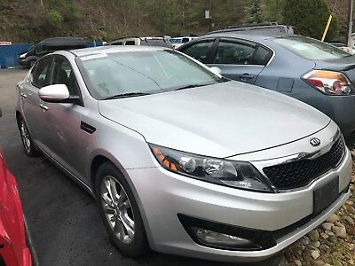 2013 Kia Optima EX 2013 Kia Optima EX
