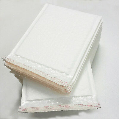 Poly Bubble Mailers Shipping Mailing Padded Bags Envelopes Self Seal
