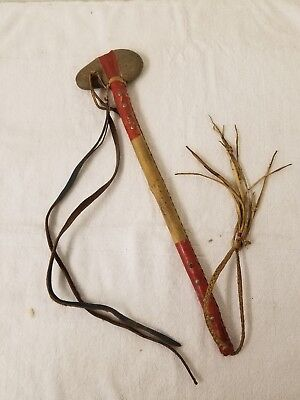 1800's Stone Tomahawk Antique Native American Primitive Plains Indian Old