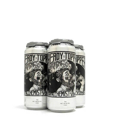 Heady Topper 4-Pack Alchemist Brewing IPA FULL & FRESH Cans DIRECT FROM BREWER