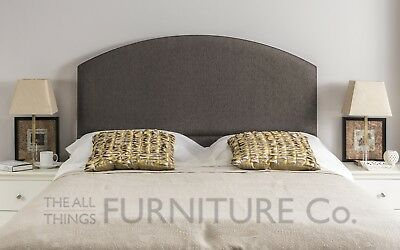 Milazzo Floor Standing Headboard Various Sizes and Colours Plus Swatch