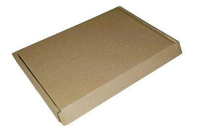 C4/a4 Cardboard Shipping Size Box Royal Mail Large Letter Pip Postal Mailing Box