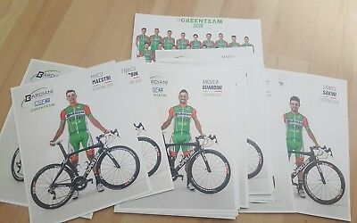 CYCLISME: WIELRENNEN:  CP TEAM Bardiani 2018 cycling ciclismo