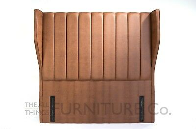 Knightsbridge Floor Standing Headboard Various Sizes and Colours Plus Swatch