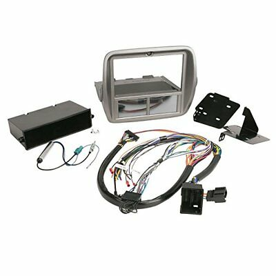 New Camaro 1 Or Double 2 Din Car Stereo Radio Dash Installation Kit