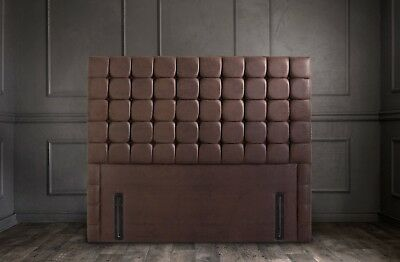 Somerset Floor Standing Headboard Various Sizes and Colours Plus Swatch