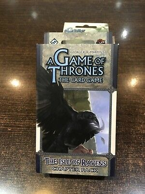 A Game of Thrones THE ISLE OF RAVENS Chapter pack Fantasy flight LCG