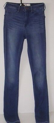 Hollister Jeans Legging High Rise Size 00 L W 23 L 31 BEST OFFERS WELCOMED!