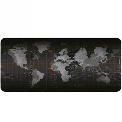 Super Large 90cm*40cm World Map Speed Game Mouse Pad Mat Laptop Gaming Mousepad