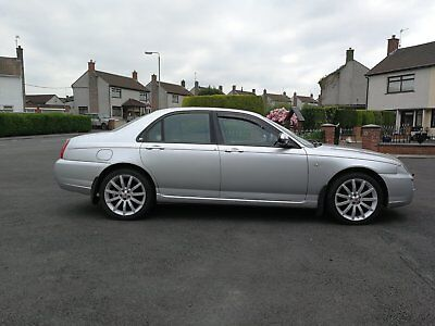 2004 ROVER 75 ONLY 34300 MILES CONTEMPARY DIESEL CDTI MOTED UNTIL 8th JUNE 2019