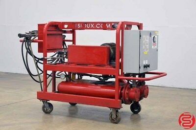 Sioux Corporation EN-345-H4-1200 All Electric Steam Cleaner / Pressure Washer