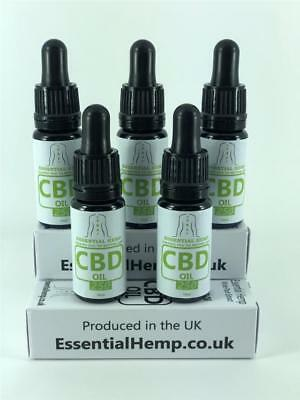 Amazing Cbd Oil - Up To 5 Bottles At Wholesale Prices - Select Desired Qty