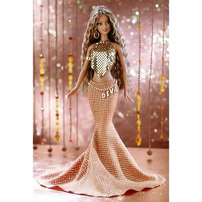BARBIE DIVA ALL THAT GLITTERS Collector