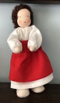 Grimm's Toys Snow White Waldorf Dolls House  Grimms Doll Now Discontinued