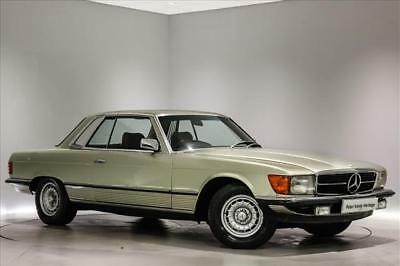 1981 Mercedes-Benz 380 SLC Auto