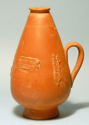 Roman Terra Sigillata Flask - Ancient Art & Antiquities