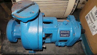 Goulds 3196 Centrifugal Pump 1X1.5-6