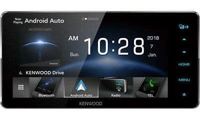 Kenwood DDX918WS Apple CarPlay/Android Auto AV Receiver (AUST STK)