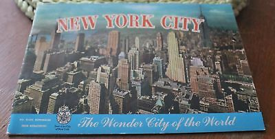 SELTEN! - New York City - The Wonder City of the World - 1953