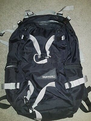 Burton Riders Snowboarding Backpack Broken Seam can be repaired