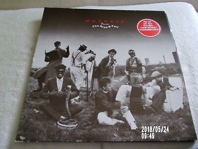 Madness  ‎– The Rise And Fall   Vinyl   LP  1982  Stiff-Records Klappcover