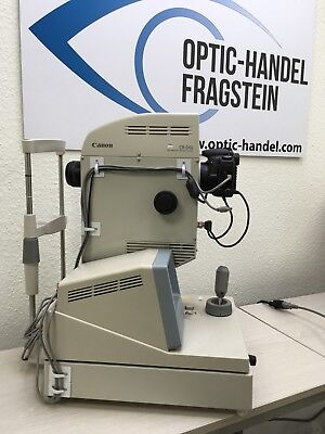 digitale Canon CR-DGi  Fundus Kamera Retinal camera no Zeiss, Topcon