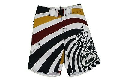Boardshorts da bambino a righe Billabong coulisse tasca casual moda junior
