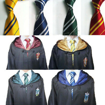 Harry Potter Youth Adult Gryffindor/Slytherin/Hufflepuff/Ravenclaw TIE Makeup