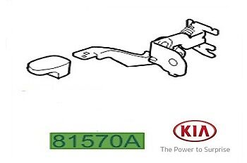 Genuine Kia Sportage 2010-2013 Fuel Flap Release Pull Handle 815702H901