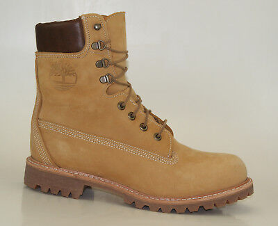 TIMBERLAND 8 INCH Waterproof Boots Made in USA Limited