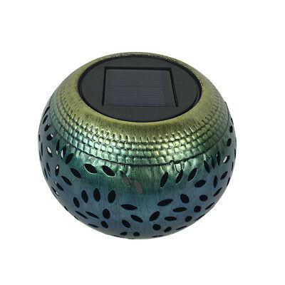 LED Color Changing Solar Table Lamps Garden Lights for Parties Decor Christmas