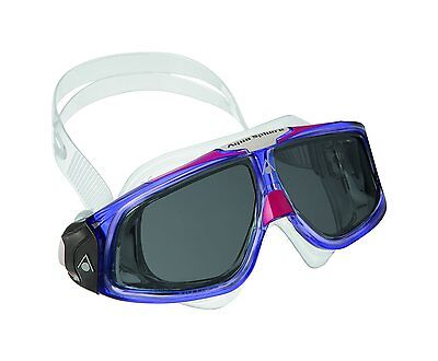 Aqua Sphere Seal 2.0 Ladies Fit Tinted Lens Womens Swimming Mask Goggles
