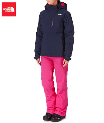 6c349051f The North Face Jeppeson Womens Ski Snowboarding Pants Ladies Trousers NEW  RP£200