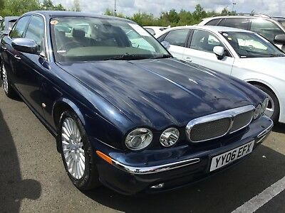 06 Jaguar Xj Series 3.0 V6 Sovereign **lpg Gas Conversion** Nav, Leather Etc!