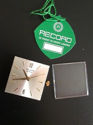Squire Record Movement (Old Stock)