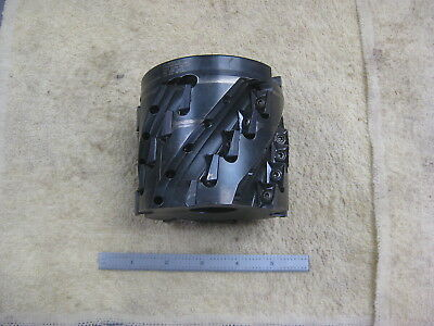 "Kennametal 4"" Indexable Milling Cutter 1.5"" Arbor KSM4006RAN25428806"