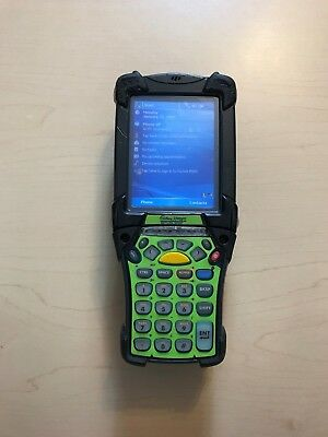 Motorola Symbol Barcode Scanner Model # MC9097-SHTHJAHA616 with Battery