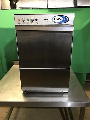 Classeq ECO 1  Commercial Glasswasher  Catering Bar Restaurant Cafe