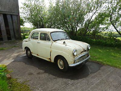 1958 Standard 10 – Classic, Custom, Race, Spares or Repair – NO RESERVE