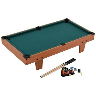 POOL TABLE Billiard Accessory Kit Cues Ball Triangle Rack Brush - Imperial shadow pool table