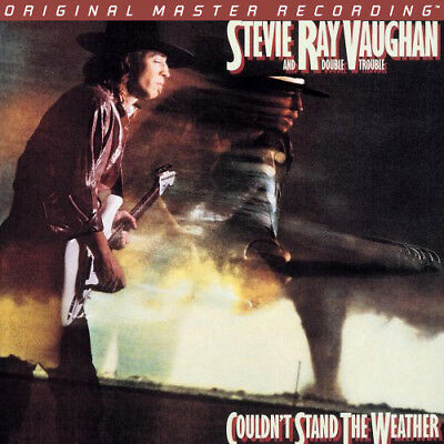 MOFI 2075 | Stevie Ray Vaughan - Couldn't Stand The Weather MFSL SACD